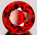 Natural Spessartite Garnet Gemstones