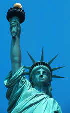 Staue of Liberty in New York