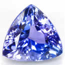 Natural Tanzanite at GemSelect