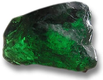 Tsavorite Garnet Rough