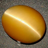 Natural Tiger's Eye Gemstone