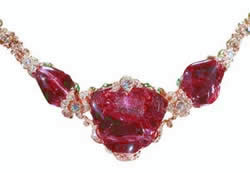 Timur Ruby Necklace