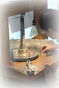 Traditional Gem Cutting