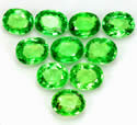 Tsavorite Garnet Lots at Wholesale Prices