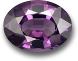 Big Violet Spinel Gem