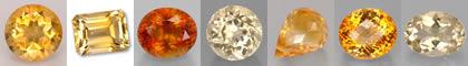 Камни, соответствующие месяцу рождения, знаку зодиака и юбилейные камни