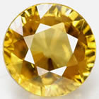 Yellow Zircon from Tanzania
