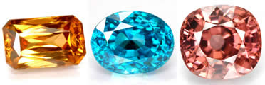 Natural Zircon at GemSelect