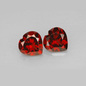 Buy 2.80ct Red Almandine Garnet 7.14mm x 7.03mm from GemSelect (Product ID: 278424)