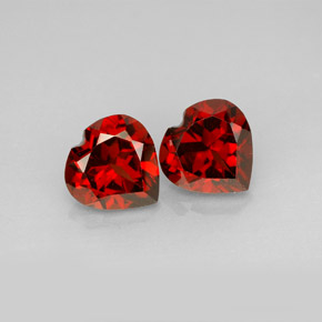 Buy 3.28 ct Red Almandine Garnet 7.30 mm x 7.2 mm from GemSelect (Product ID: 278426)