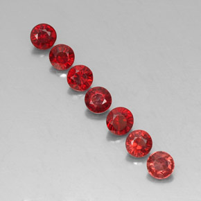 Buy 2.64 ct Deep Red Almandine Garnet 4.07 mm  from GemSelect (Product ID: 318928)