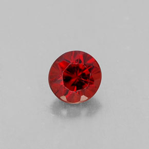 Buy 0.37 ct Deep Red Almandine Garnet 4.10 mm  from GemSelect (Product ID: 321094)