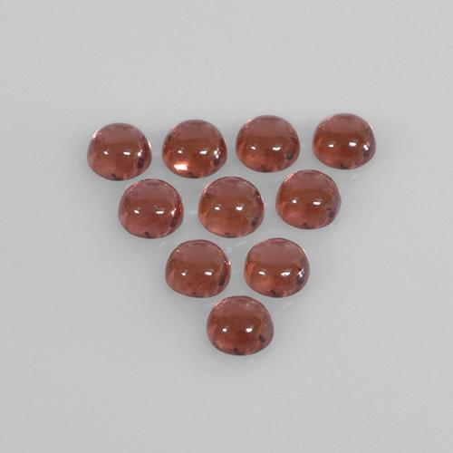 thumb image of 1.9ct Round Cabochon Red Almandine Garnet (ID: 467890)