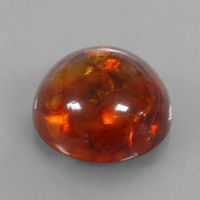 Buy 6.10 ct Orange Amber 15.98 mm  from GemSelect (Product ID: 311480)