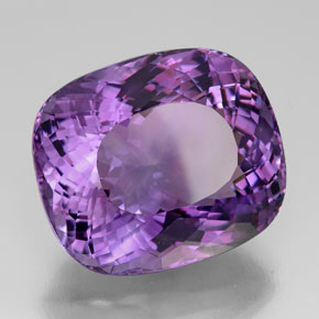 Buy 58.79ct Violet Amethyst 26.41mm x 22.72mm from GemSelect (Product ID: 308884)