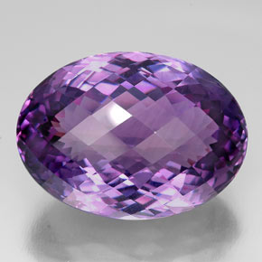 76.02 ct Natural Violet Amethyst