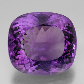 Buy 62.57 ct Violet Amethyst 26.02 mm x 23.8 mm from GemSelect (Product ID: 309950)