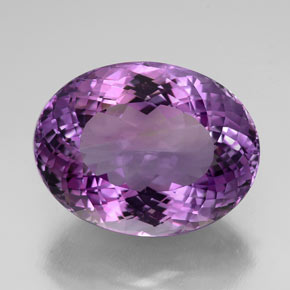 54.02 ct Natural Violet Amethyst