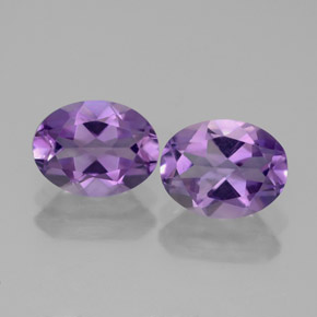 Buy 2.26 ct Violet Amethyst 7.91 mm x 6.1 mm from GemSelect (Product ID: 310394)