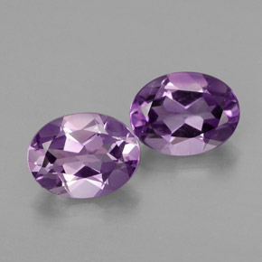 Buy 2.08ct Violet Amethyst 8.03mm x 6.10mm from GemSelect (Product ID: 316036)