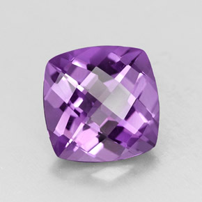 Buy 3.21ct Violet Amethyst 9.88mm x 9.82mm from GemSelect (Product ID: 318812)
