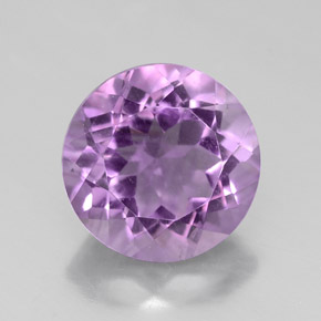 Buy 2.53 ct Violet Amethyst 8.95 mm  from GemSelect (Product ID: 319463)