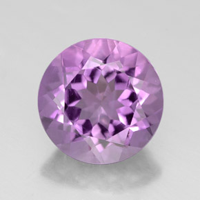 Buy 2.56 ct Violet Amethyst 9.11 mm  from GemSelect (Product ID: 319469)