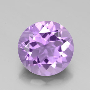 Buy 2.35ct Violet Amethyst 9.09mm  from GemSelect (Product ID: 319473)