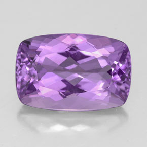 Buy 4.93 ct Violet Amethyst 13.21 mm x 8.8 mm from GemSelect (Product ID: 325543)