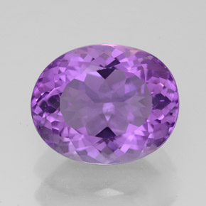 Buy 4.36ct Violet Amethyst 11.78mm x 9.67mm from GemSelect (Product ID: 325758)