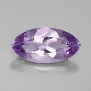 4.1ct Marquise Facet Violet Amethyst Gem (ID: 352281)