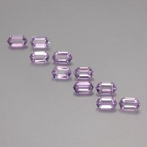 thumb image of 5.2ct Hexagon Cut Violet Amethyst (ID: 355232)