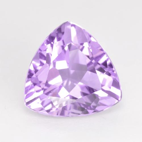 Medium Violet Amatista Gema - 2.8ct Forma trillón (ID: 533748)