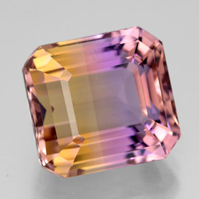 Buy 10.74 ct Bi-Color Ametrine 12.92 mm x 12 mm from GemSelect (Product ID: 306074)