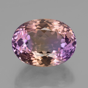 Buy 47.74 ct Bi-Color Ametrine 24.78 mm x 18.6 mm from GemSelect (Product ID: 426437)