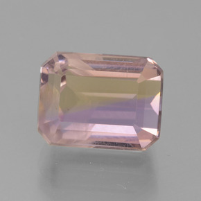 Buy 5.13 ct Bi-Color Ametrine 10.72 mm x 8.2 mm from GemSelect (Product ID: 441408)