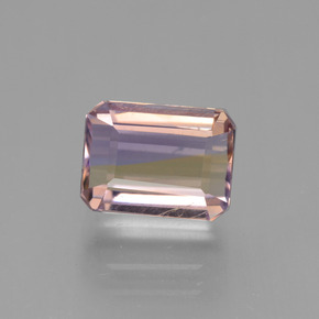Buy 2.44 ct Bi-Color Ametrine 8.40 mm x 6.3 mm from GemSelect (Product ID: 441652)