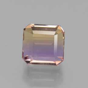 Buy 2.45 ct Bi-Color Ametrine 7.47 mm x 7.2 mm from GemSelect (Product ID: 441729)