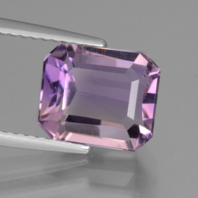 Buy 3.18 ct Bi-Color Ametrine 9.32 mm x 7.8 mm from GemSelect (Product ID: 441864)