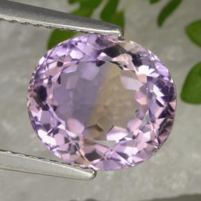 Bi-Color Ametrine Gem - 3.9ct Oval Facet (ID: 470332)