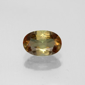 Buy 0.46 ct Multicolor Andalusite 6.04 mm x 4 mm from GemSelect (Product ID: 305207)