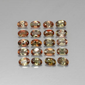 Buy 8.19 ct Orangey Brownish Andalusite 5.77 mm x 4.1 mm from GemSelect (Product ID: 323685)