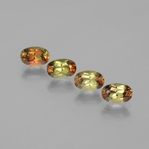 Buy 2.27 ct Multicolor Andalusite 6.09 mm x 4.1 mm from GemSelect (Product ID: 390753)