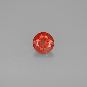 Buy 0.94 ct Honey Red Andesine Labradorite 6.90 mm  from GemSelect (Product ID: 304050)