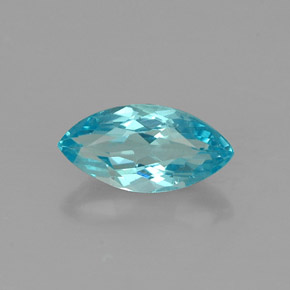 Buy 0.65 ct Light Blue Apatite 8.05 mm x 4 mm from GemSelect (Product ID: 257343)