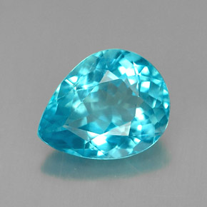 Buy 1.32ct Light Blue Apatite 8.25mm x 6.51mm from GemSelect (Product ID: 261791)