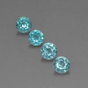 Buy 1.14 ct Light Blue Apatite 4.13 mm  from GemSelect (Product ID: 318224)