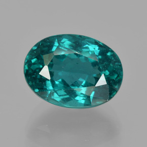 thumb image of 5.5ct Oval Facet Blue Green Apatite (ID: 405948)