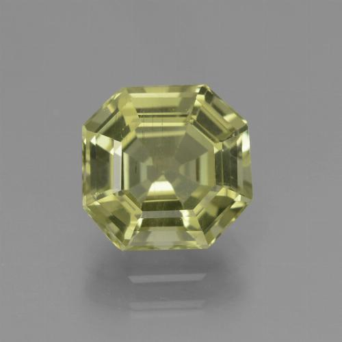 Buy 2.83 ct Greenish Golden Apatite 8.78 mm x 8.5 mm from GemSelect (Product ID: 439096)