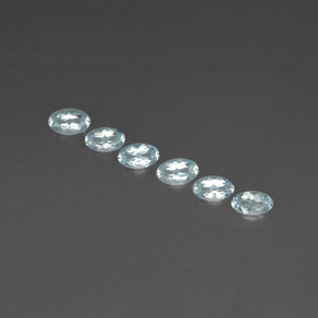 Buy 1.04 ct Light Blue Aquamarine 5.02 mm x 3 mm from GemSelect (Product ID: 295549)